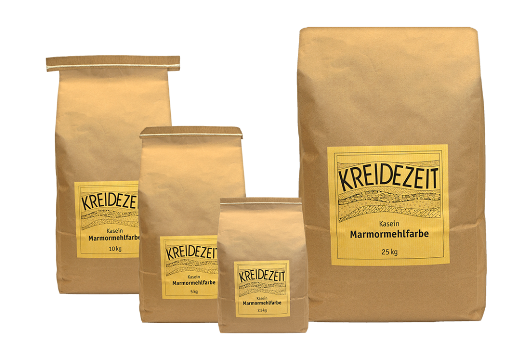 kreidezeit-naturfarben-wallpaint-casein-marble-paint-package-sizes