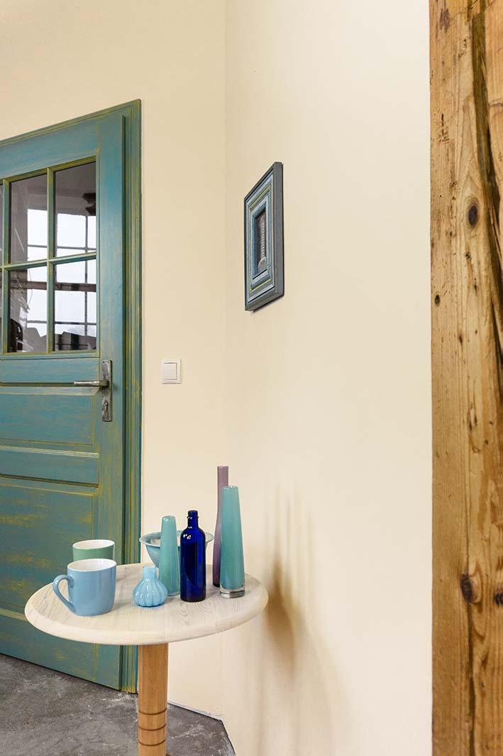 Häufig Sumpfkalkfarbe für innen und außen - KREIDEZEIT Naturfarben GmbH NY27