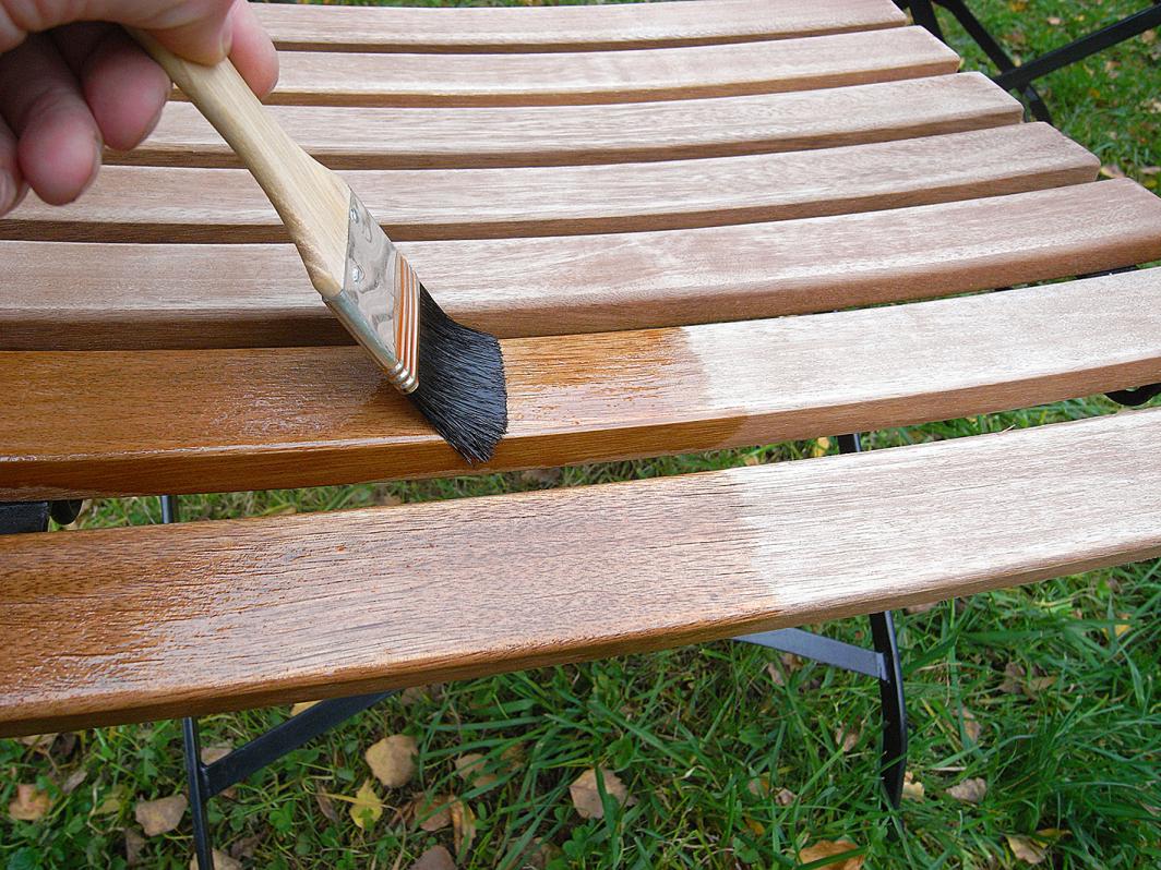 Garden Furniture Oil - KREIDEZEIT Naturfarben GmbH