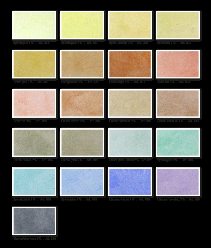 kreidezeit-naturfarben-colour-chart-wall-lazure