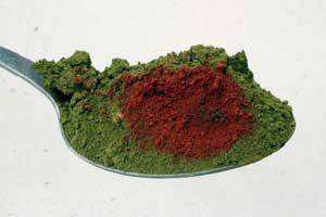 kreidezeit naturfarben pigmentbestimmung 3