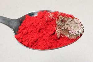 kreidezeit naturfarben pigmentbestimmung